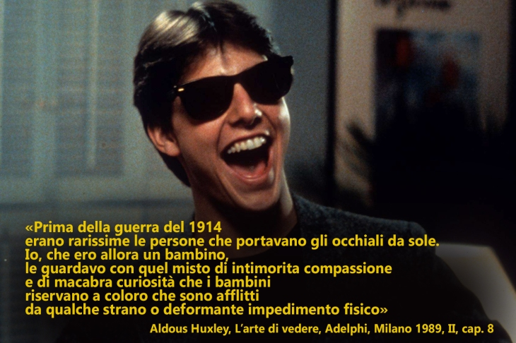 Tom Cruise in Risky Business di Paul Brickman